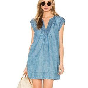 Soft Joie Denim Mini Dress